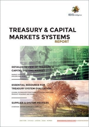 Treasury & Capital Markets Systems Report