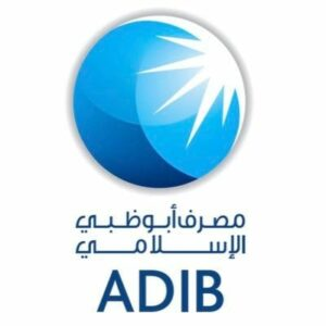 ADIB, logo, bank, Islamic financial services