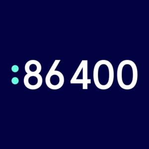 86 400, logo, neobank, smartbank, Australia, BioCatch, biometrics, security, fraud