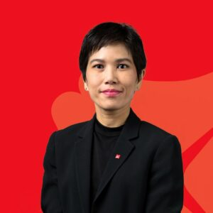 Siew Choo Soh, Managing Director, Group Head of Consumer Banking and Big Data/AI Technology, DBS