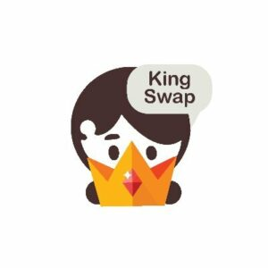 King Swap, crypto, token, blockchain