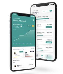 Lune, UAE, financial assistant, mobile, Middle East, DIFC, Fintech
