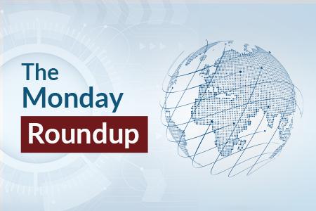 Monday Roundup